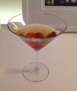 Simple 3oz Manhattan