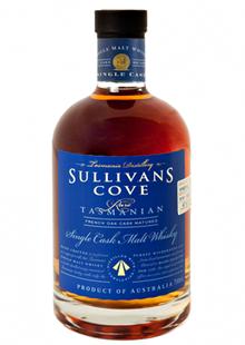 Sullivans Cove single malt whisky