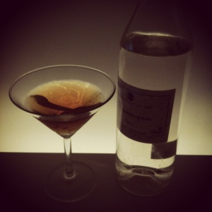 The Brooklyn: Rye & Maraschino