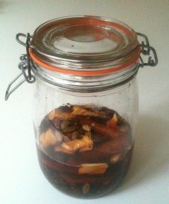 Bitters #2 - clove and cardamom