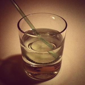 Marlowe's gin gimlet