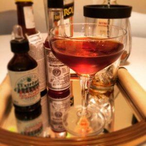 Vieux Rectangle, to the ECC's recipe